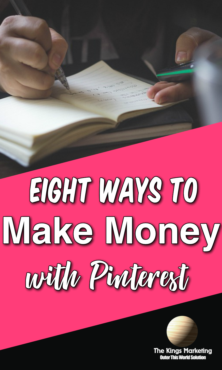 Eight Ways to Make Money with Pinterest