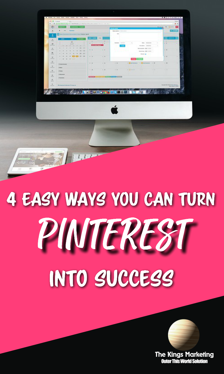 4 Easy Ways You Can Turn PINTEREST Into Success1
